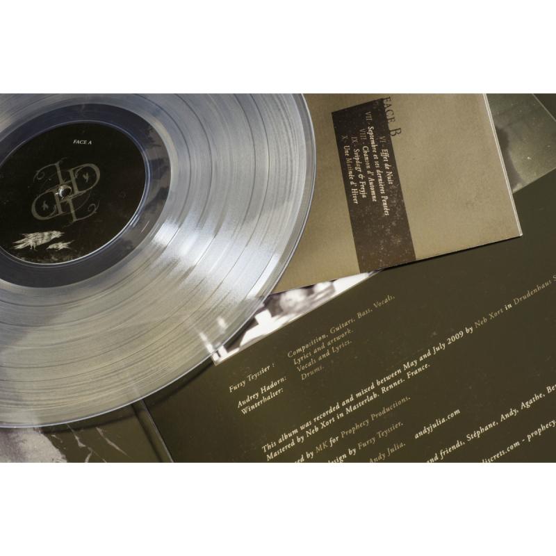 Les Discrets - Septembre et ses dernières pensées CD Digipak