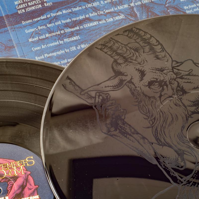 Novembers Doom - Nephilim Grove Vinyl 2-LP Gatefold  |  Black