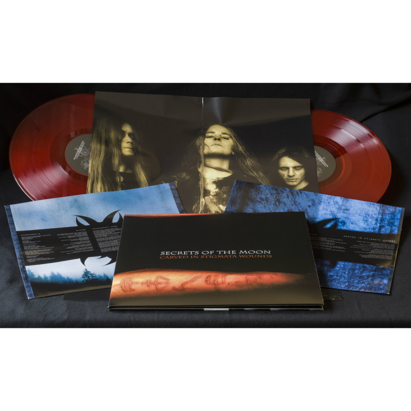 Secrets Of The Moon - Carved In Stigmata Wounds CD-2 Digipak