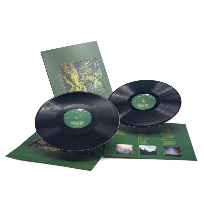 Empyrium - Über den Sternen Vinyl 2-LP Gatefold     Black