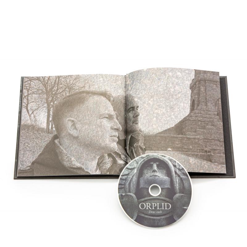 Orplid - Deus Vult Book CD