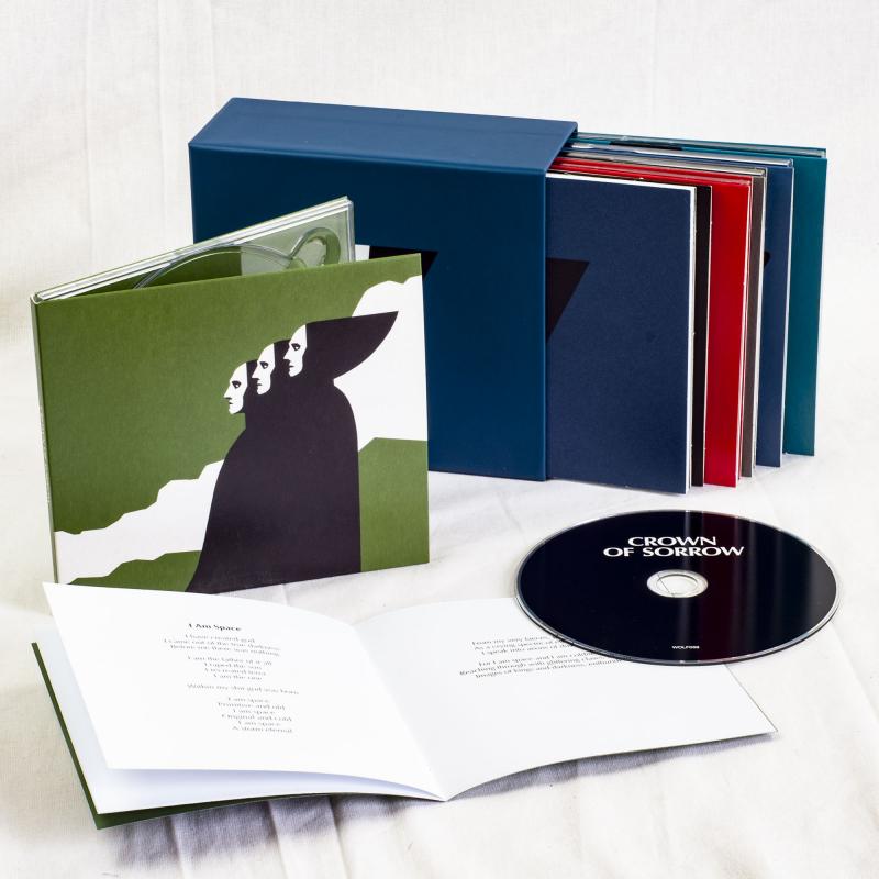 Valborg - Urknall CD-7 Box