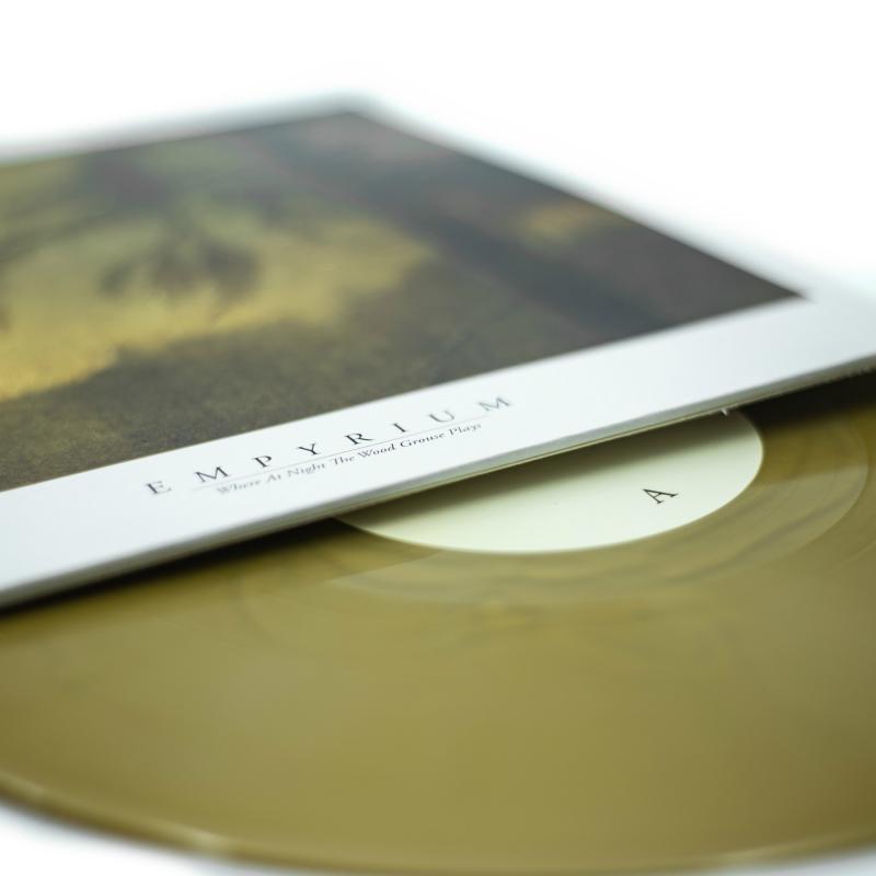 Empyrium - Where At Night The Wood Grouse Plays Vinyl Gatefold LP  |  Gold