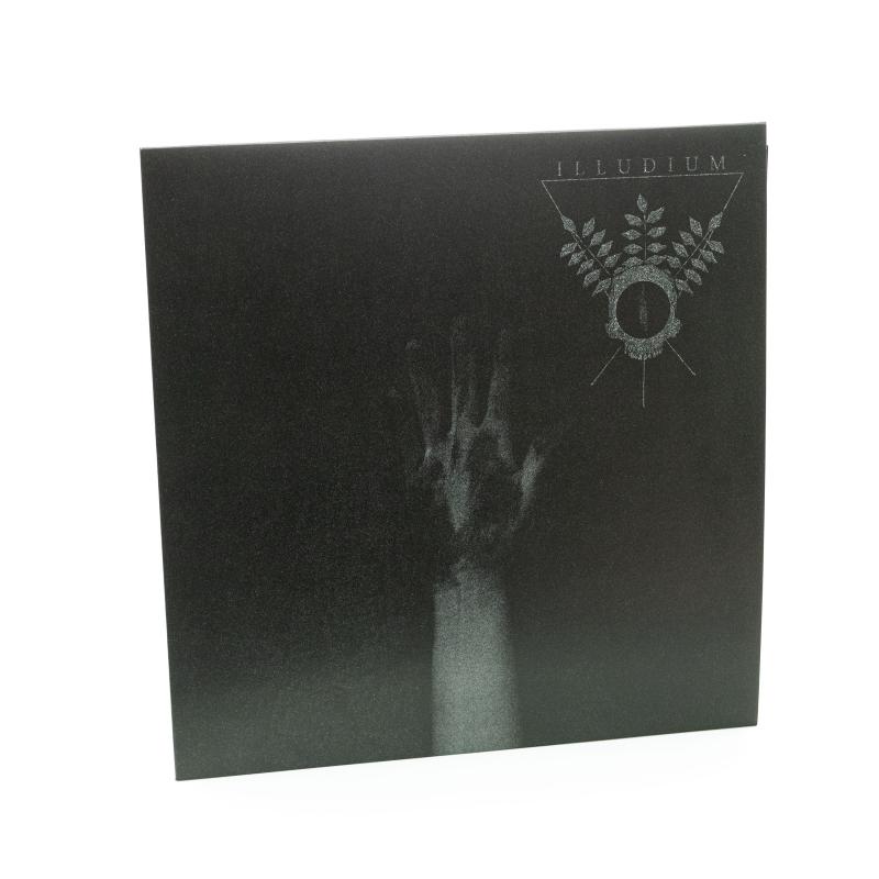 Illudium - Ash Of The Womb Vinyl LP     Ash Grey
