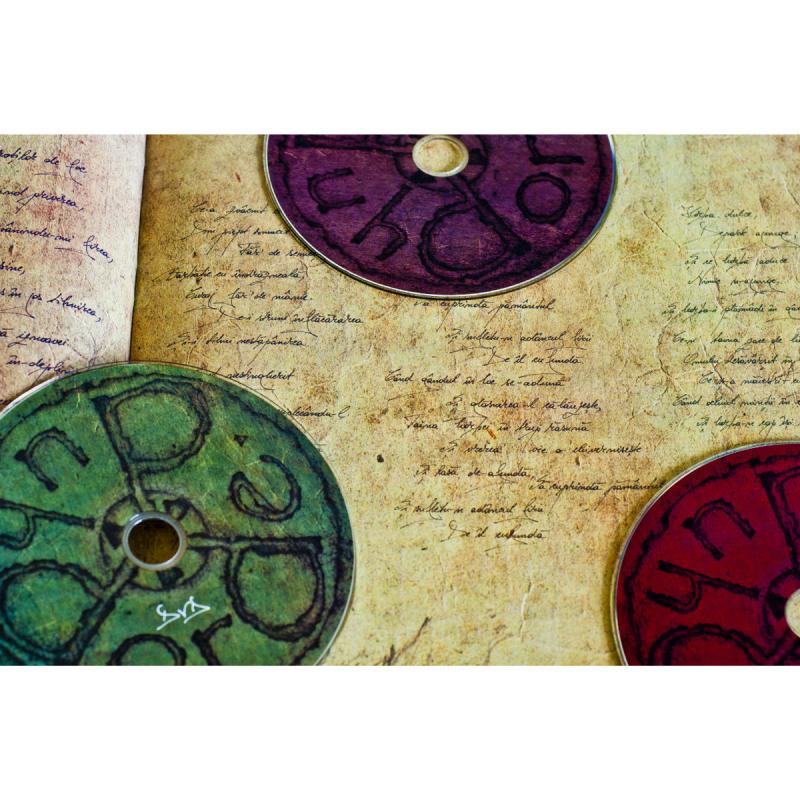 Dordeduh - Dar De Duh Artbook 2CD+DVD