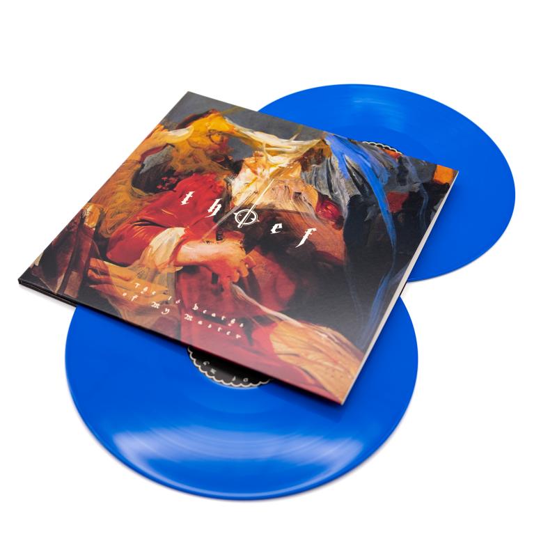 Thief - The 16 Deaths Of My Master Vinyl 2-LP Gatefold  |  Ocean Blue