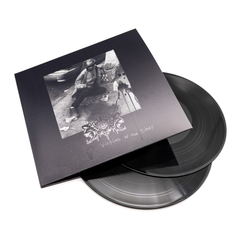Xasthur - Victims of the Times Vinyl 2-LP Gatefold