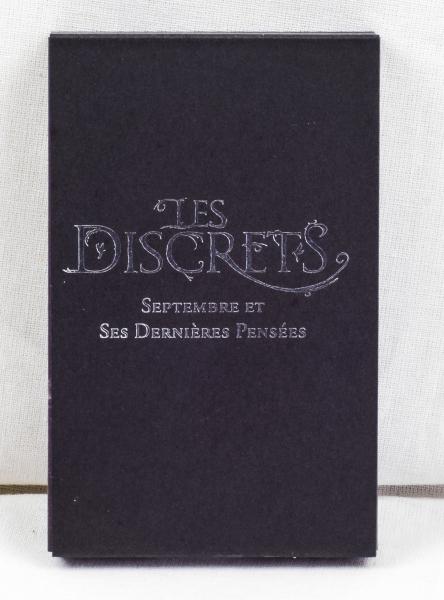 Les Discrets - Septembre Et Ses Dernières Pensées MC