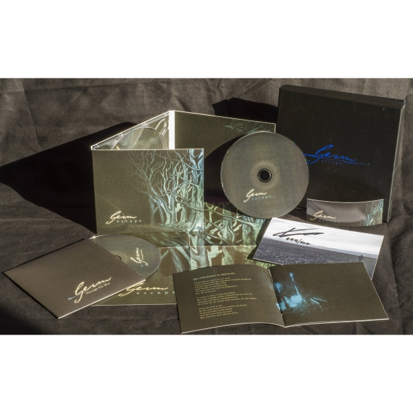 Germ - Escape CD-2 Box