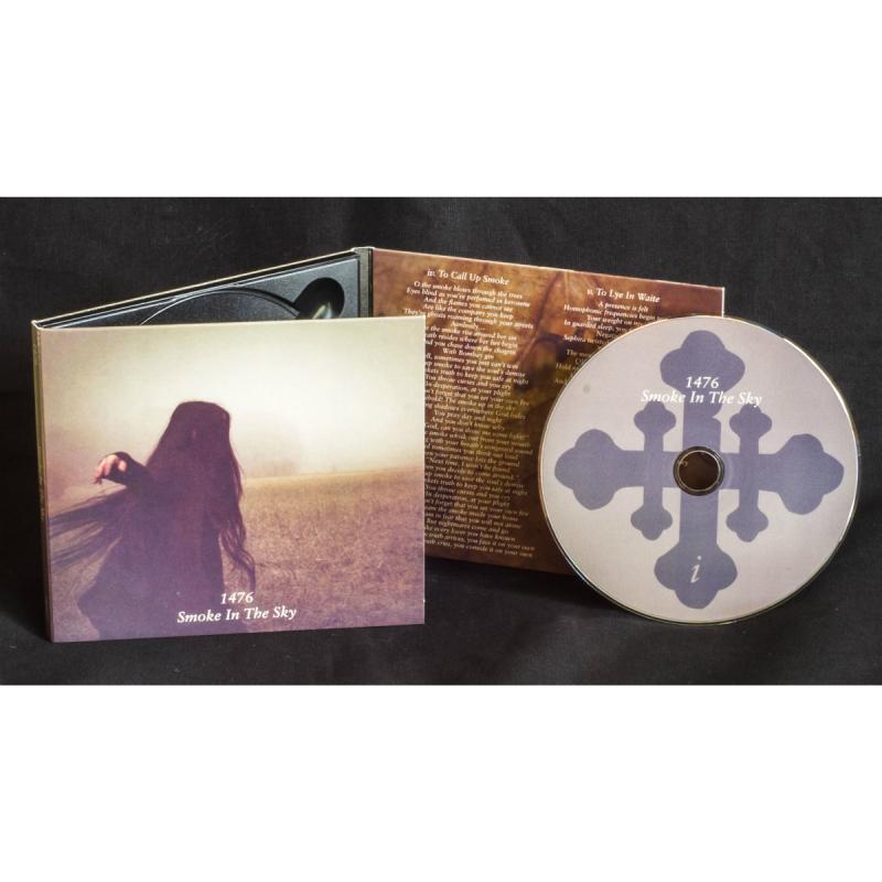 1476 - Smoke In The Sky CD Digipak