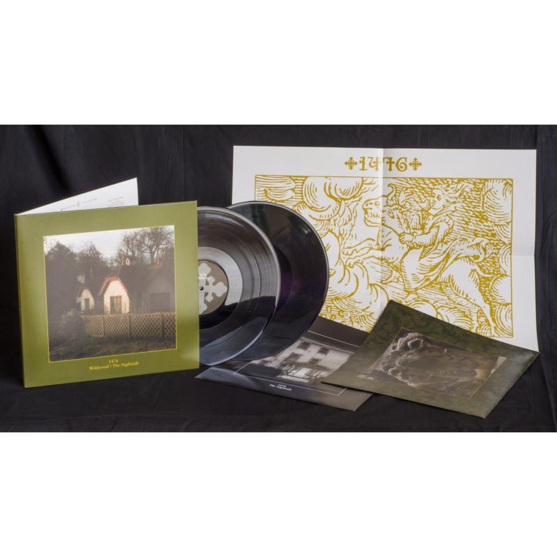 1476 - Wildwood / The Nightside Vinyl 2-LP Gatefold  |  black