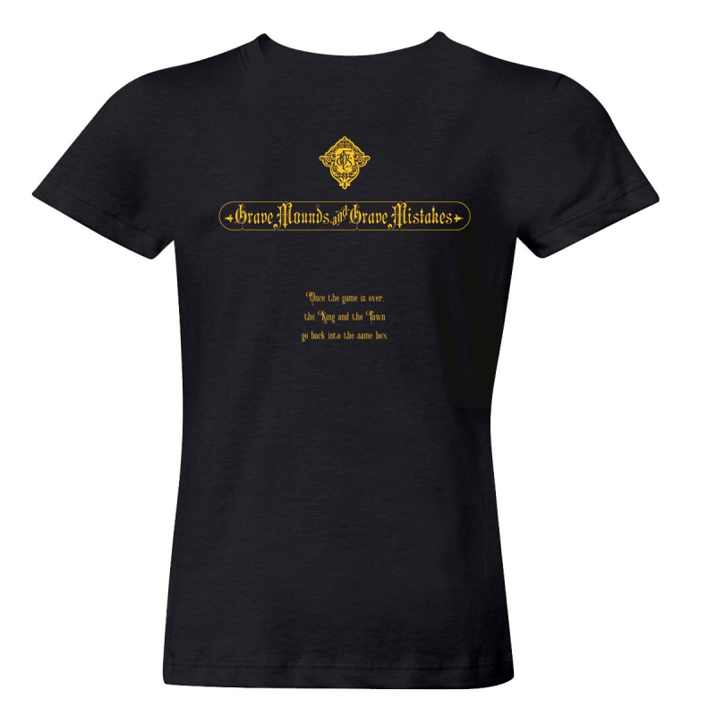 A Forest Of Stars - Grave Mounds And Grave Mistakes Girlie-Shirt  |  M  |  black