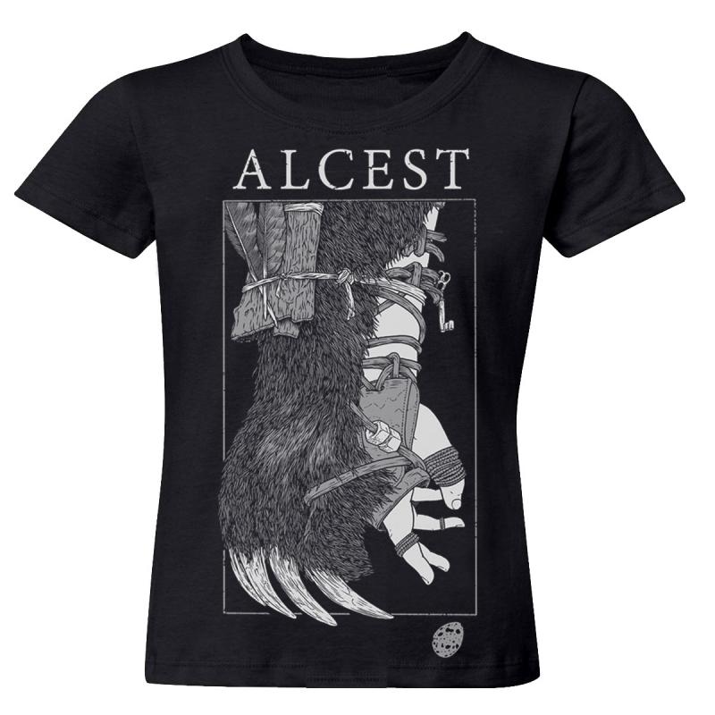 Alcest - Oiseaux De Proie T-Shirt  |  XL  |  black