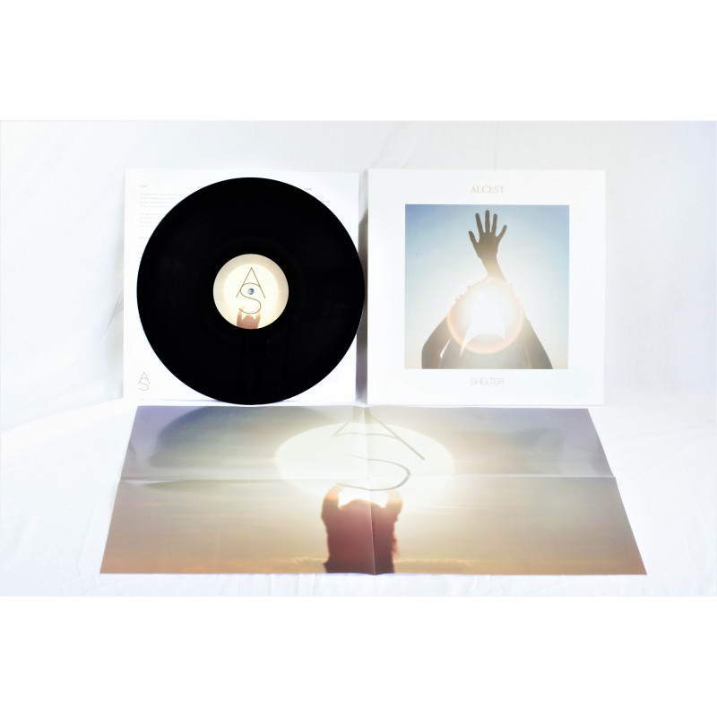 Alcest - Shelter Vinyl LP  |  Black