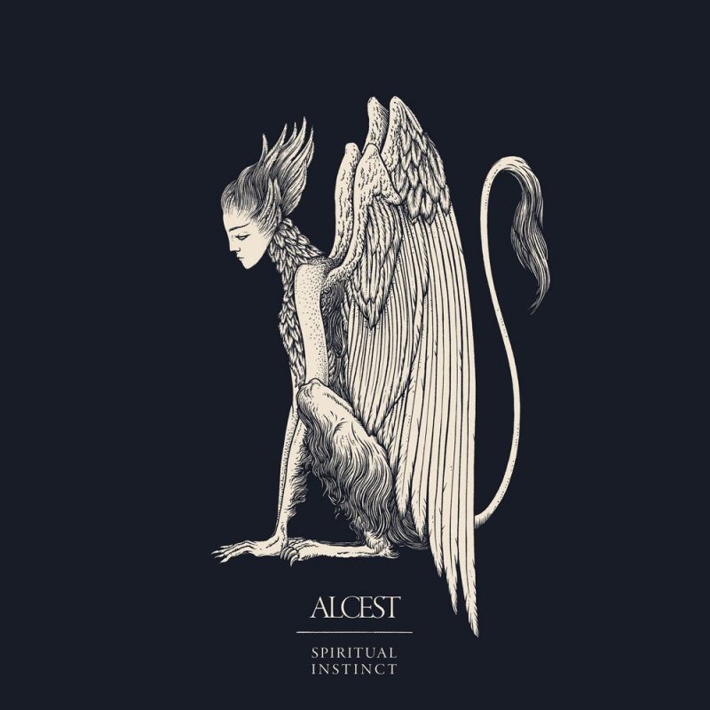 Alcest - Spiritual Instinct Vinyl LP  |  Green