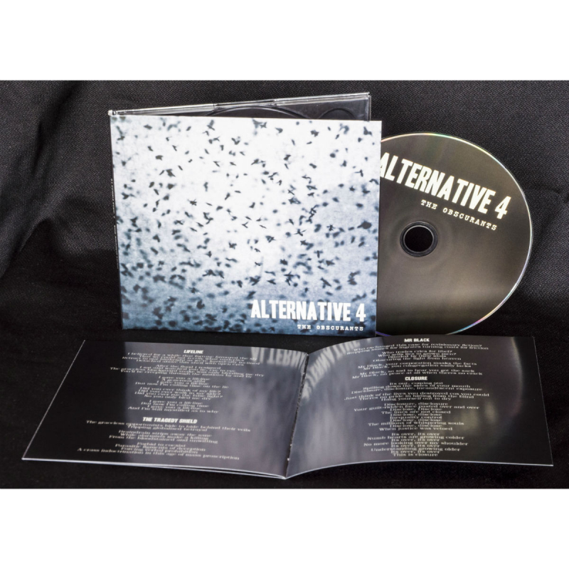Alternative 4 - The Obscurants CD Digipak
