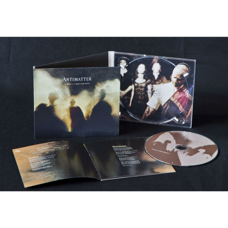 Antimatter - Fear Of A Unique Identity CD Digipak