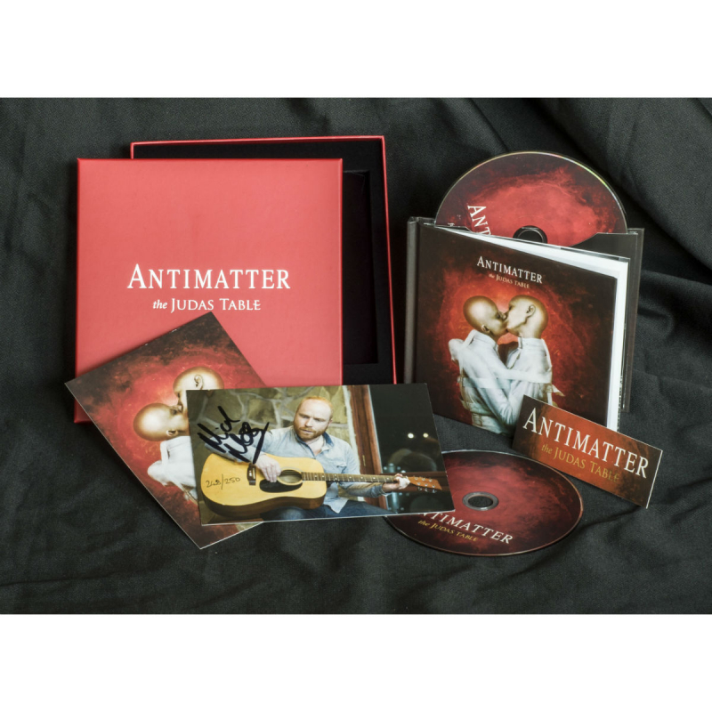 Antimatter - The Judas Table CD-2 Digibook