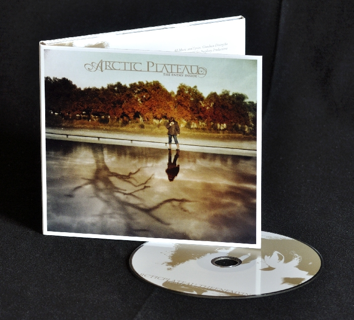 Arctic Plateau - The Enemy Inside CD Digipak