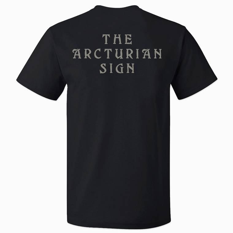 Arcturus - Sign T-Shirt  |  M  |  black