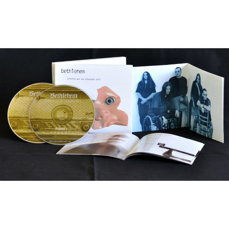 Bethlehem - Schatten Aus Der Alexander Welt CD
