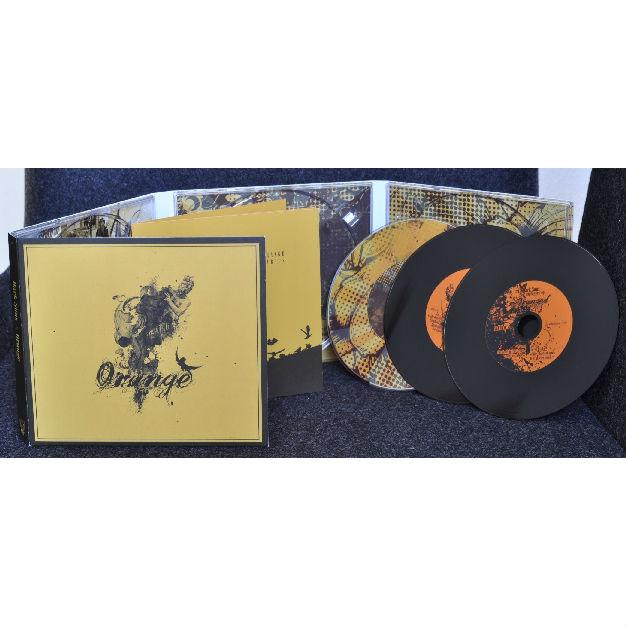 Dark Suns - Orange CD
