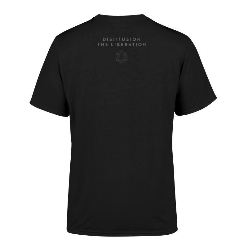 Disillusion - The Liberation T-Shirt  |  XXL  |  Black