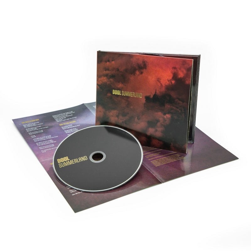 Dool - Summerland CD Digipak
