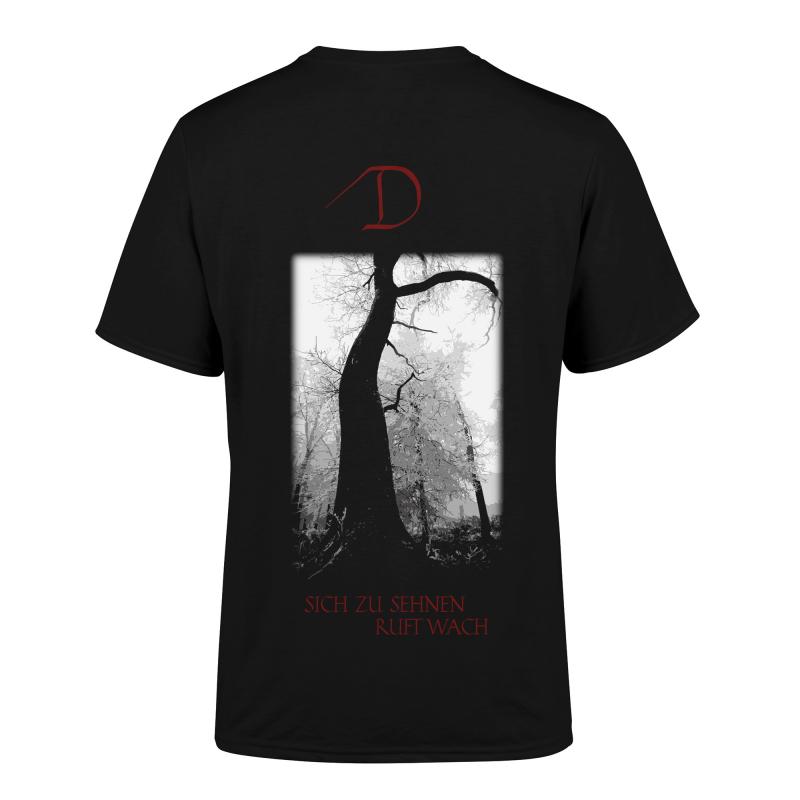 Dornenreich - Du wilde Liebe sei T-Shirt     M     black