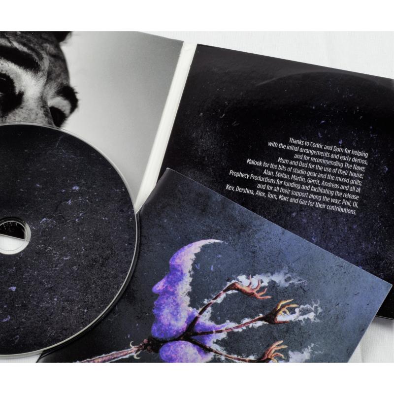 Duncan Evans - Prayers for an Absentee CD Digisleeve