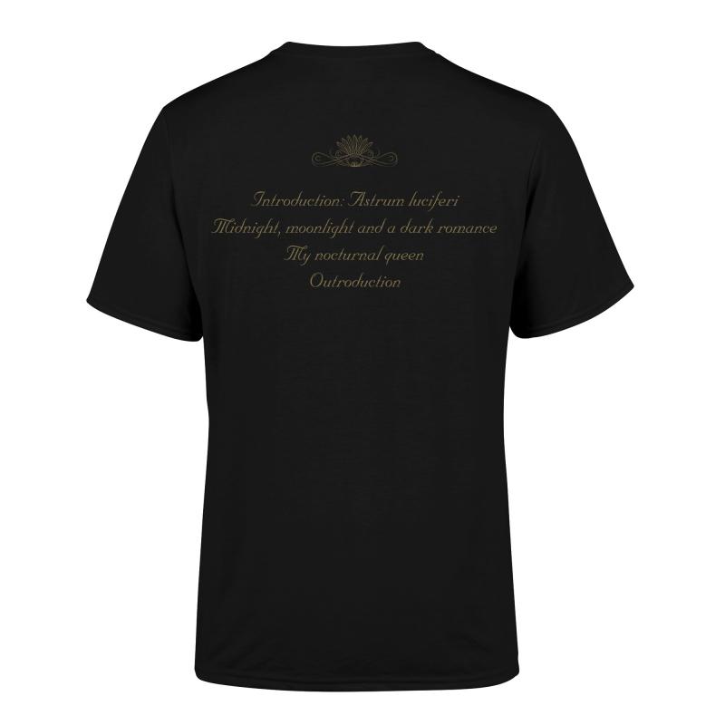 Empyrium - Der Wie Ein Blitz Vom Himmel Fiel T-Shirt  |  M  |  black