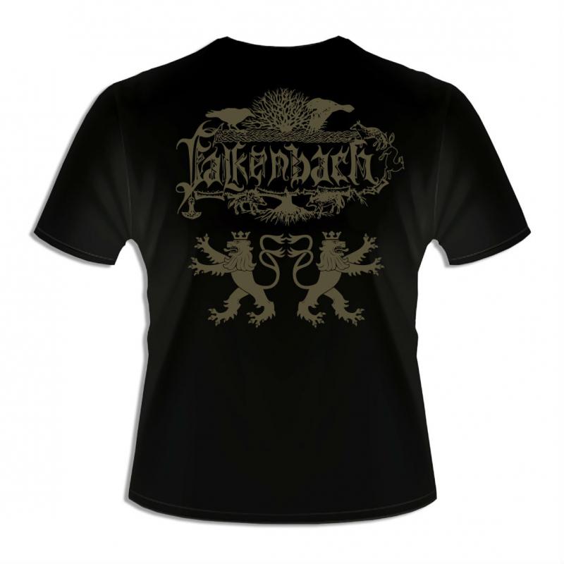 Falkenbach - Asa T-Shirt  |  S  |  black