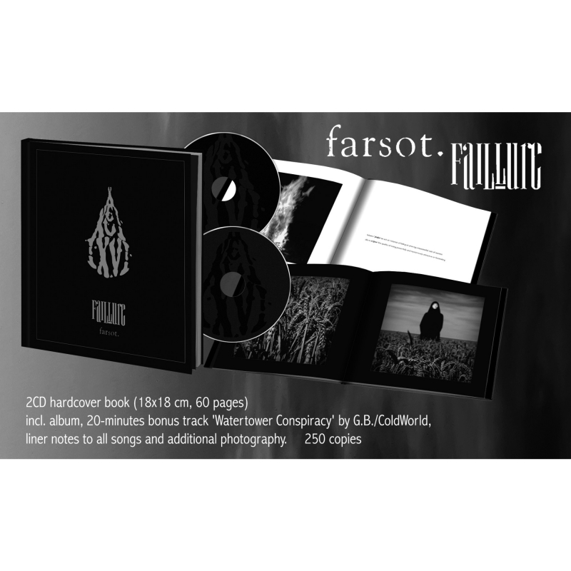 Farsot - FAIL·LURE Book 2-CD