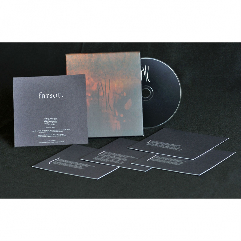 Farsot - IIII CD Digipak