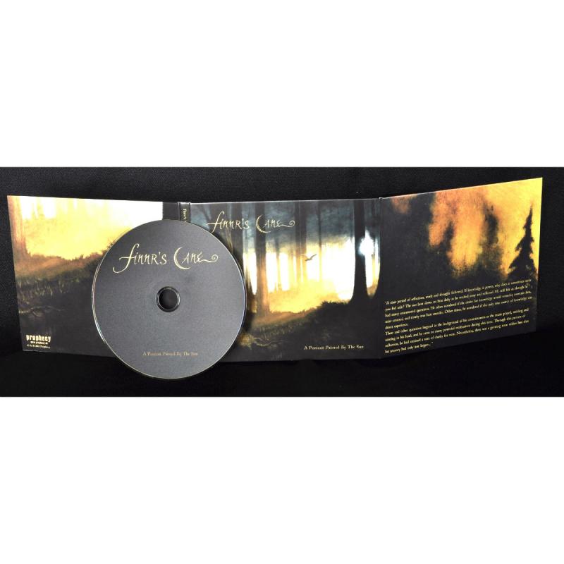 Finnr's Cane - A Portrait Painted By The Sun CD Digipak