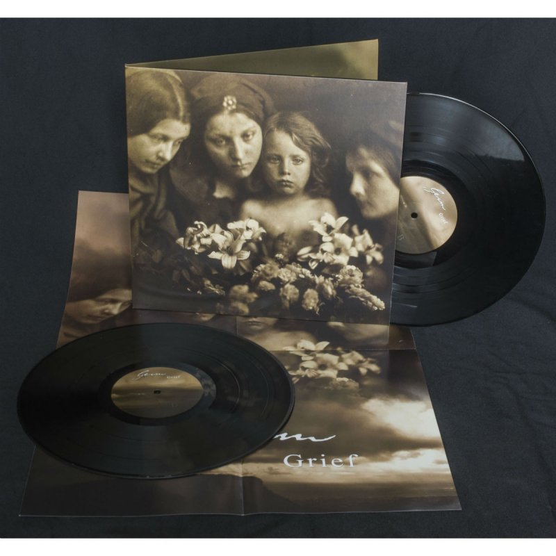 Germ - Grief Vinyl 2-LP Gatefold  |  black