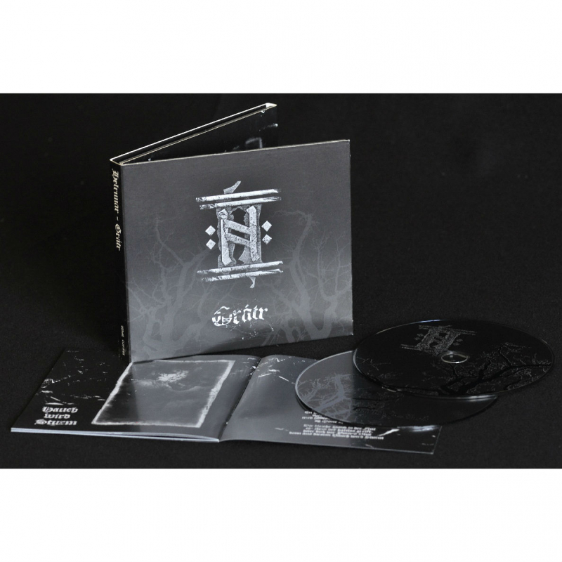 Helrunar - Grátr CD-2 Digipak