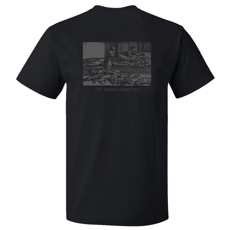 Helrunar - Vanitas Vanitatvm T-Shirt  |  S  |  black