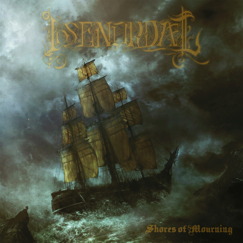 Isenordal - Shores Of Mourning Vinyl Gatefold LP  |  Yellow