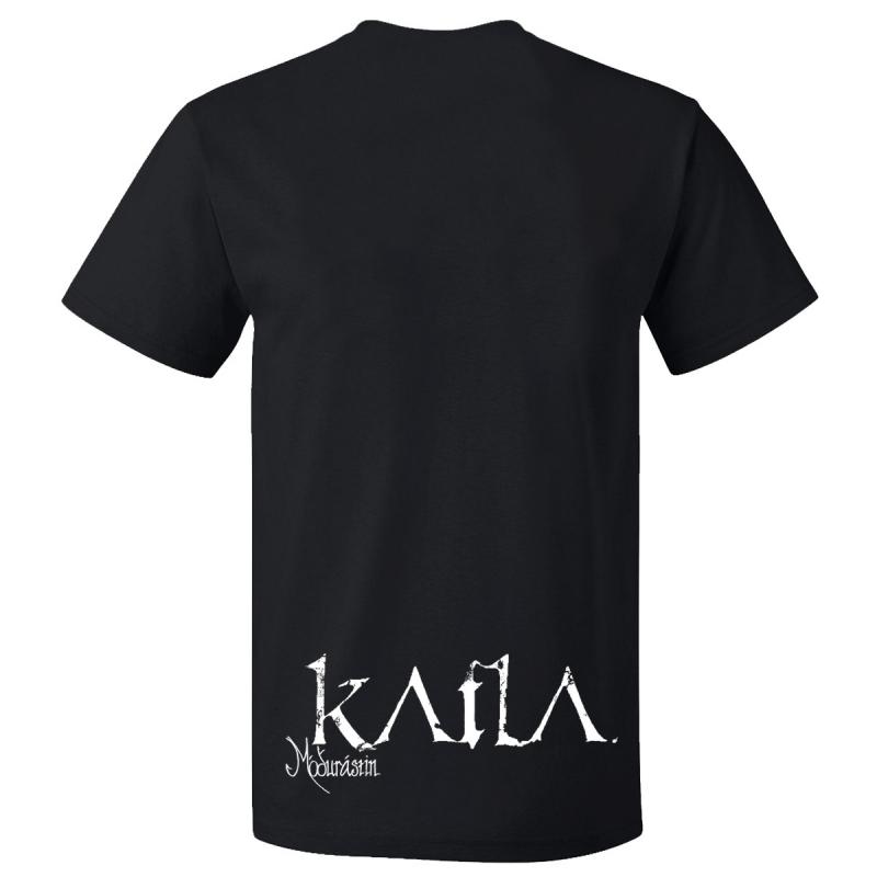 Katla - Logo T-Shirt  |  M  |  black