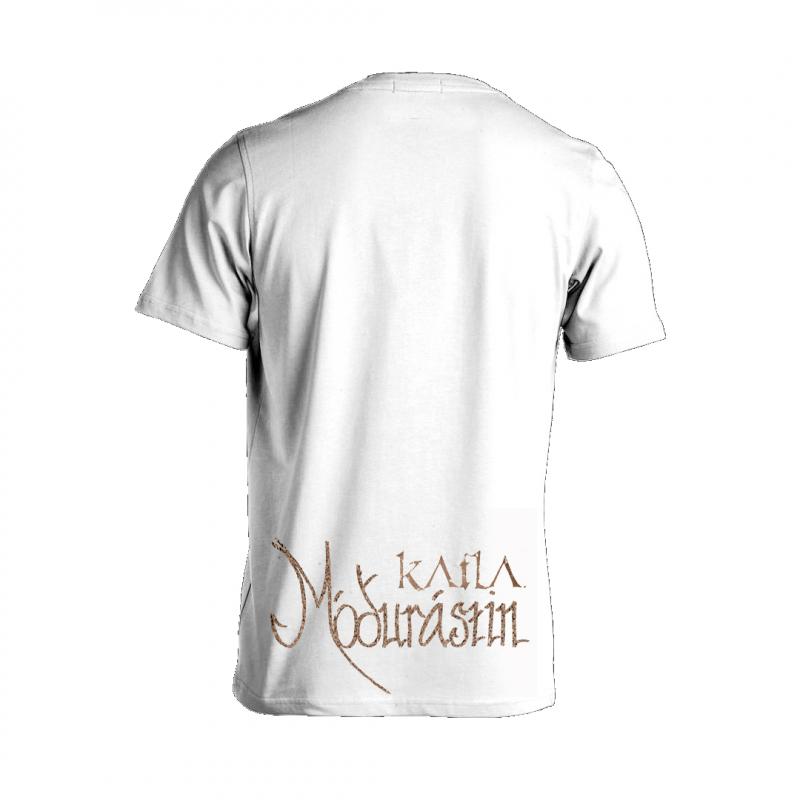 Katla - Mó∂urástin T-Shirt  |  M  |  white
