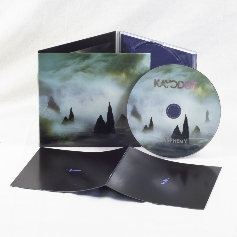 Kayo Dot - Blasphemy CD Digipak