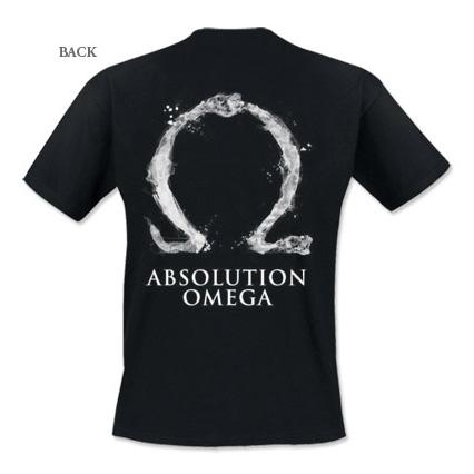 Lantlôs - Absolution Omega T-Shirt  |  L  |  Black