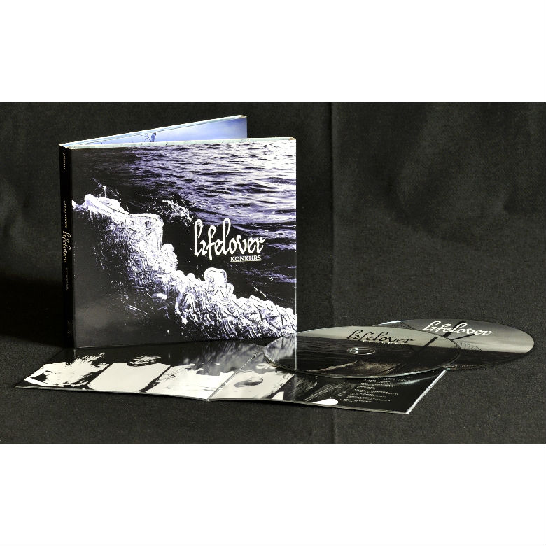 Lifelover - Konkurs CD-2 Digipak