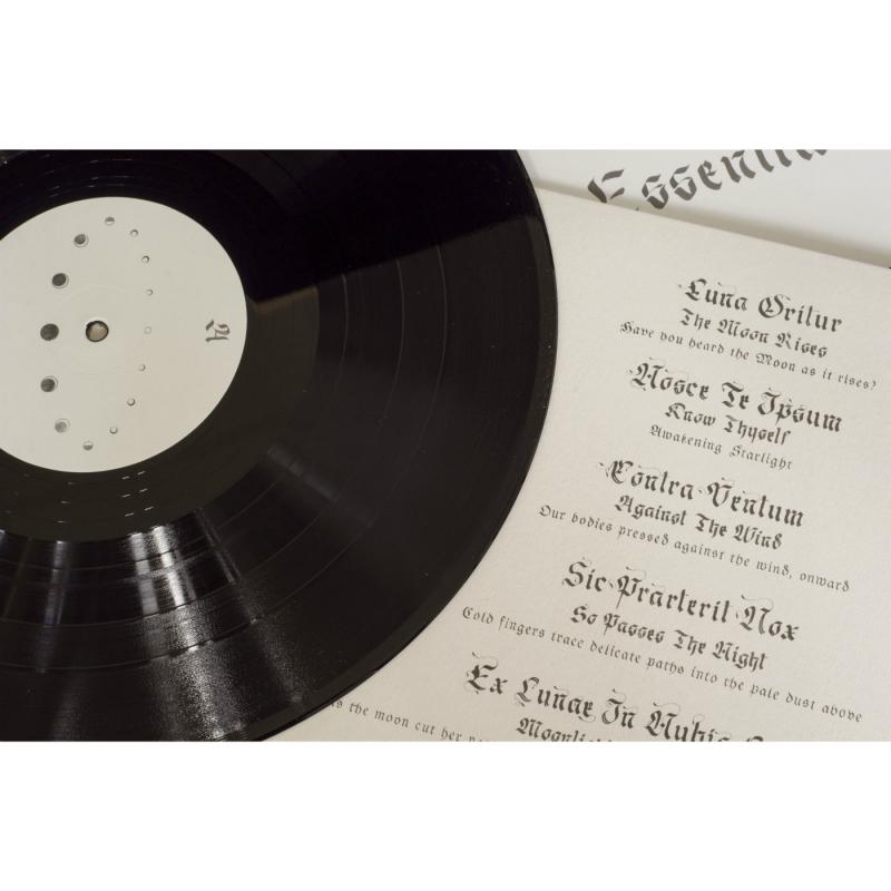 Nhor - Momenta Quintae Essentiae Vinyl Gatefold LP     black