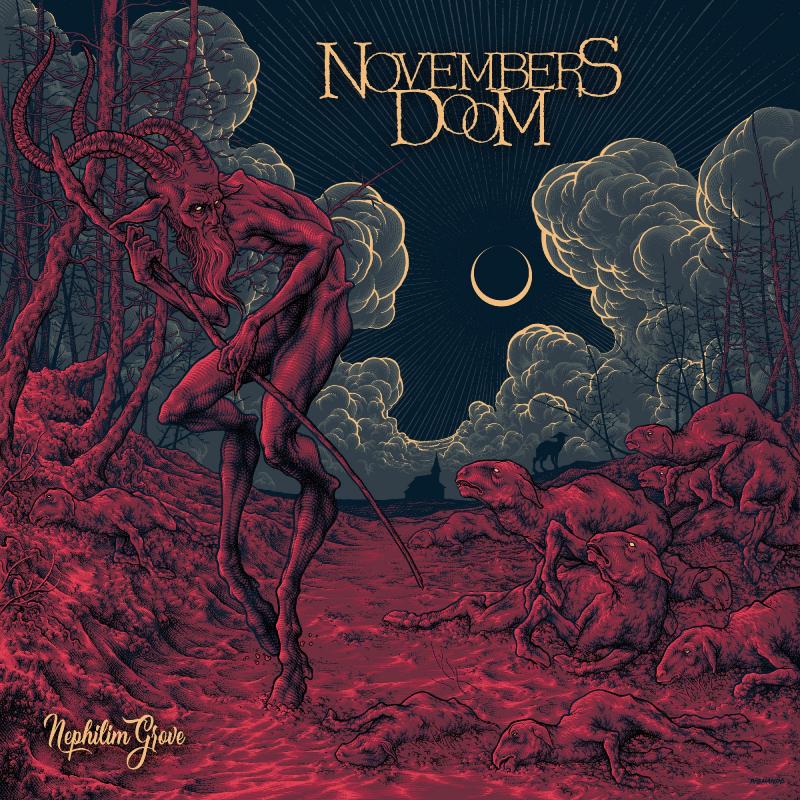 Novembers Doom - Nephilim Grove Complete Box