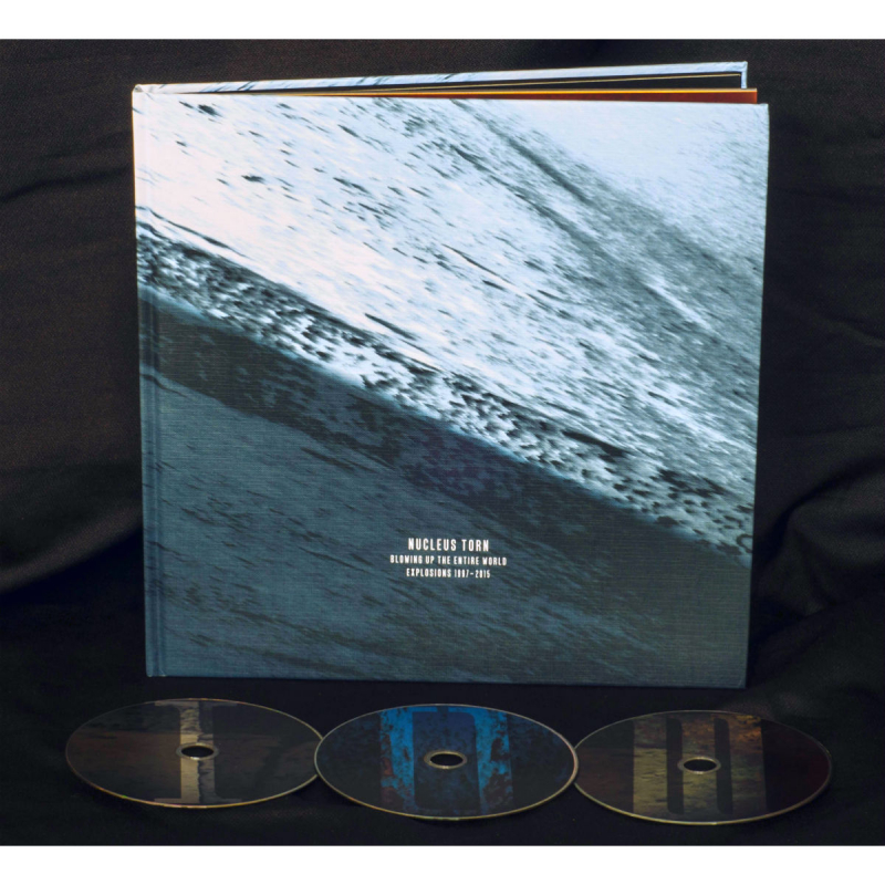 Nucleus Torn - Blowing Up The Entire World (Explosions 1997 - 2015) Artbook 3-DVD
