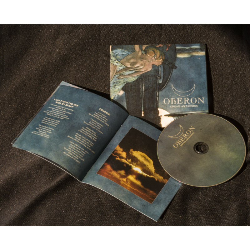 Oberon - Dream Awakening CD Digipak