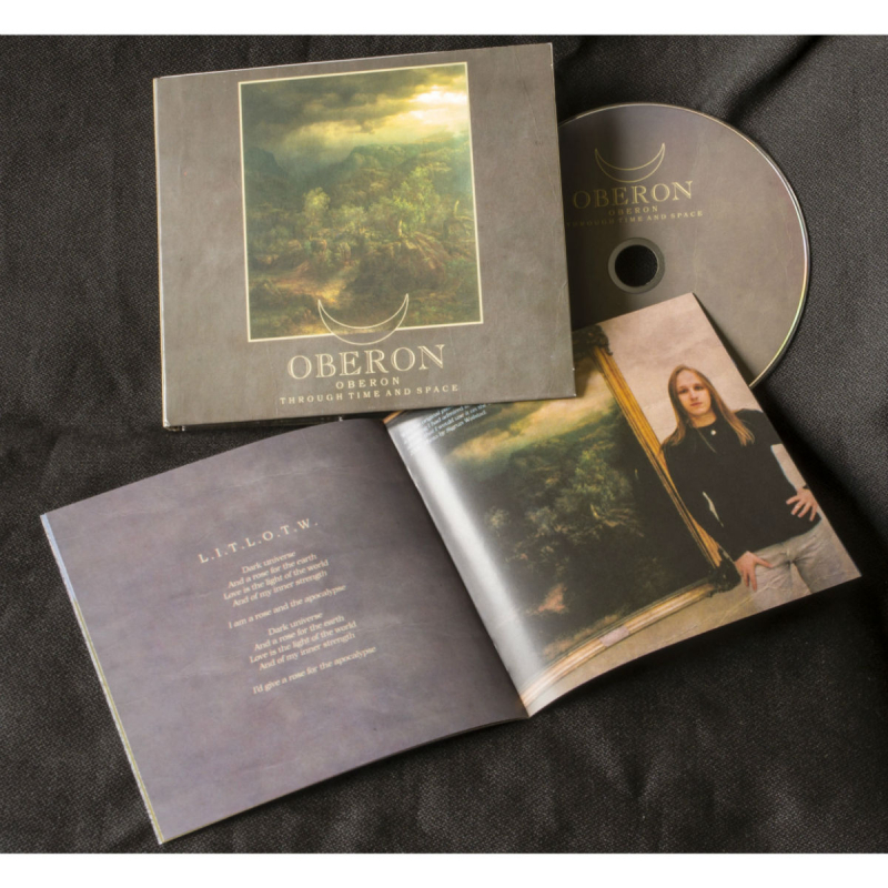 Oberon - Oberon/ Through Time And Space CD Digipak
