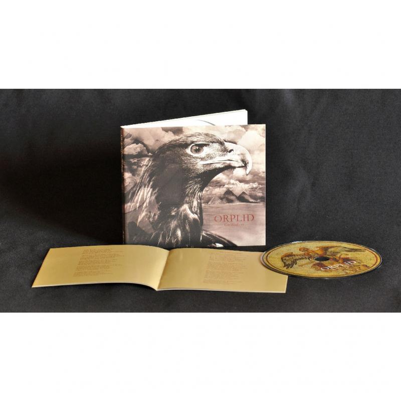 Orplid - Greifenherz CD Digipak